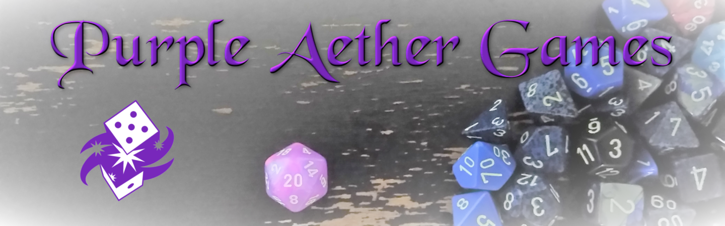 Purple Aether Games